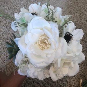 Hobby Lobby Accents - Faux Flower Bouquets